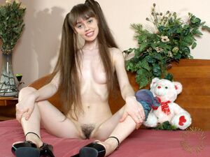 hairy teen bush